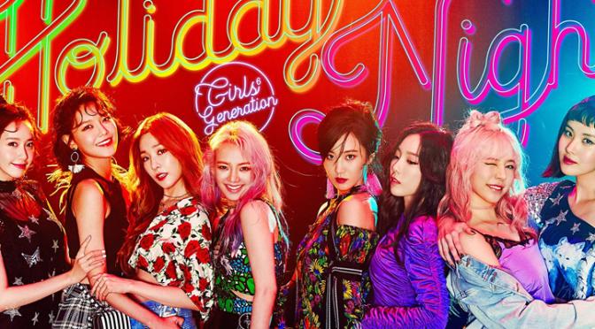 SNSD confirma reunião com as 8 integrantes e novo álbum para maio
