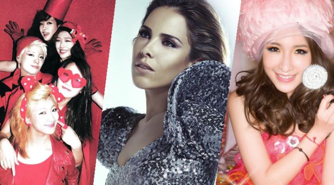 """Review Retrô: Quando algumas músicas asiáticas """"viraram"""" singles da Wanessa Camargo no """"DNA"""" (2011)"""