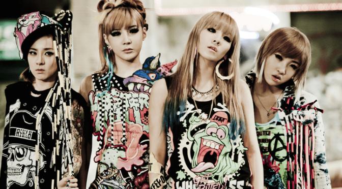 Blackjacks saíram da tumba depois da Park Bom mandar um papo de ter uma música com o 2NE1 gravada