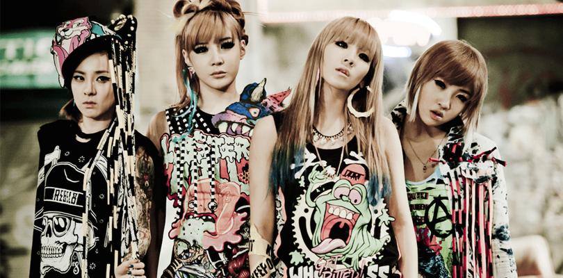 Blackjacks saíram da tumba depois da Park Bom mandar um papo de ter uma música com o 2NE1gravada