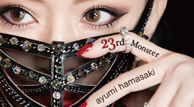 """Ayumi Hamasaki mostra para o Metallica como se faz rock em """"23rd monster"""""""
