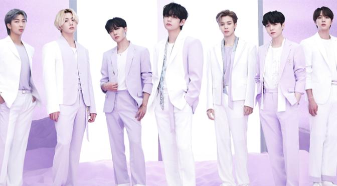 """BTS tem algumas escolhas estranhas com a mediana """"Film out"""" e a coletânea de versões japonesas """"BTS, The Best"""""""