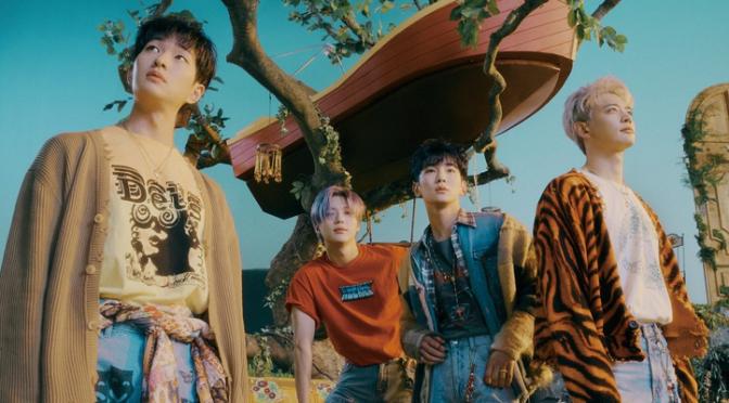 """SHINee lança """"Atlantis"""" para a fanbase não precisar mais fingir que """"Don't Call Me"""" é boa"""