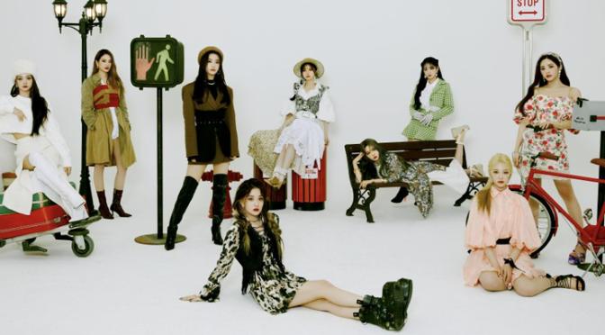 """fromis_9 anuncia que o verão começou no K-pop com a ótima """"We Go"""""""