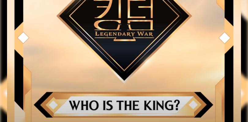 Comentando as faixas inéditas do Kingdom e me perguntando se realmente tem um reiali