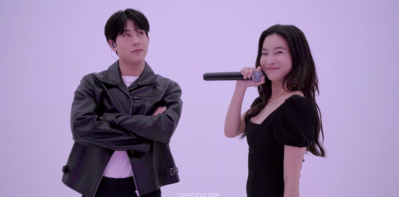 "NS Yoon-G ressurge das cinzas e relança ""If You Love Me"" com Joohoney (MonstaX)"