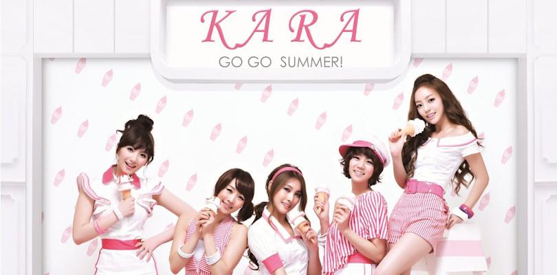 Leftovers retrô (2011): Nine Muses, Girl's Day, KARA, miss A, Morning Musume eetc.