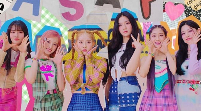 Uma Lista com alguns girlgroups criados por grandes produtores do K-pop