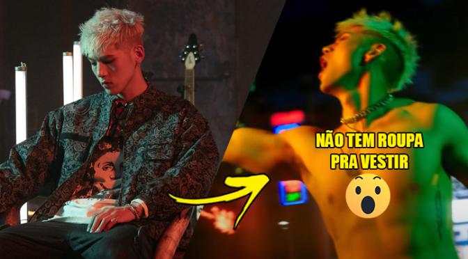 """PERDEU TUDO! O drama de BM do KARD: Perdeu até as roupas em """"Broken Me"""""""