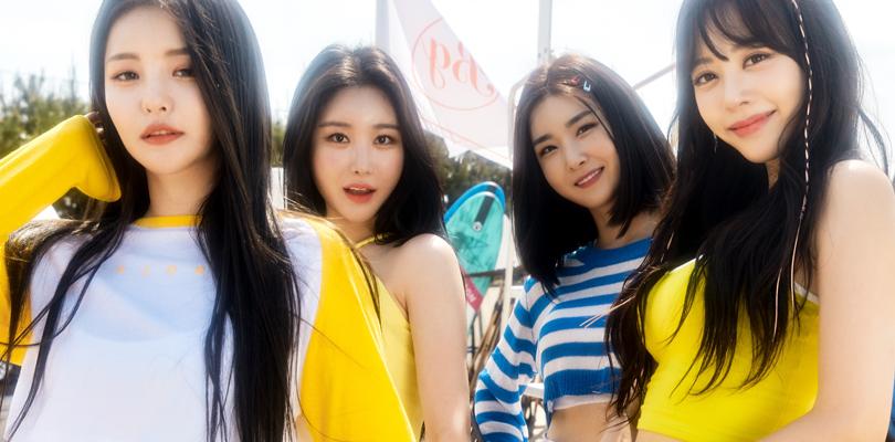 """Brave Girls são as rainhas do verão de 2013 em 2021 com """"Chi Mat BaRam"""""""