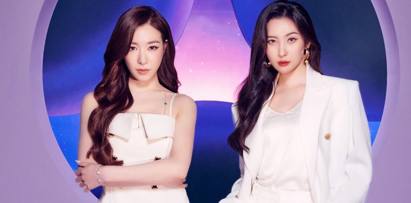 """Sunmi e Tiffany vão girar cadeira e julgar talentos como as mestres do """"Girls Planet999"""""""
