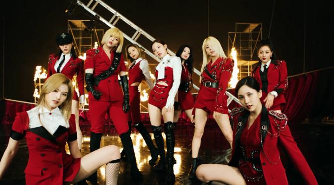 """TWICE lança o J-pop mais coreano da carreira com """"Perfect World"""""""