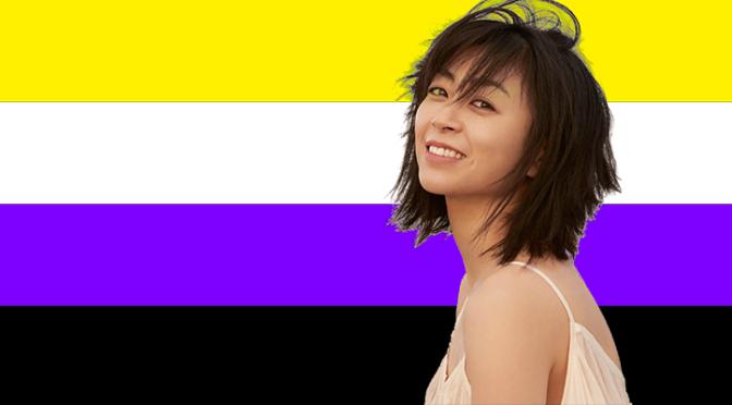 """""""Meu urso de pelúcia é gay e eu sou uma pessoa não-binária"""" — Utada Hikaru"""