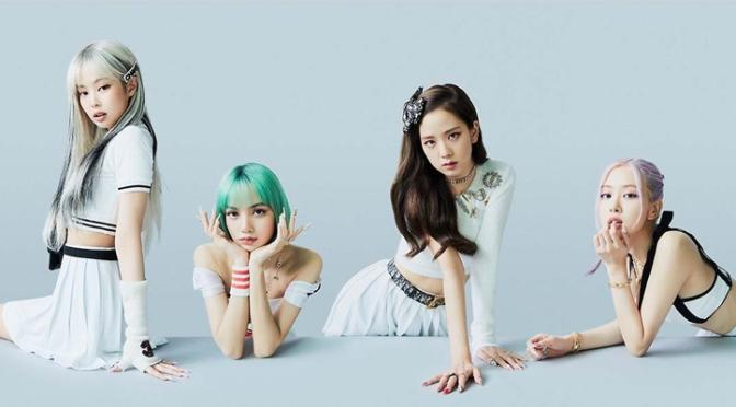 """BLACKPINK anuncia a versão japonesa que não é totalmente japonesa do """"THE ALBUM"""""""
