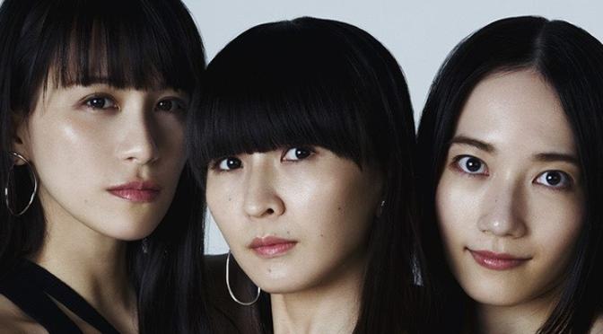 Um post de J-pop: Perfume, SHINee, MAX e AI Carina Uemura