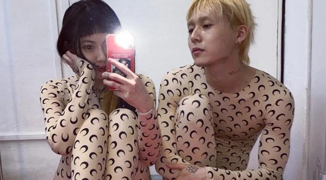 Hyuna está de volta com seu OITAVO projeto no K-pop: Uma unit com o namorado DAWN