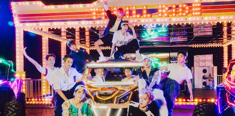 """The Boyz está de volta com """"Thrill Ride"""", e o ex-integrante do grupo está de volta com umOnlyfans"""