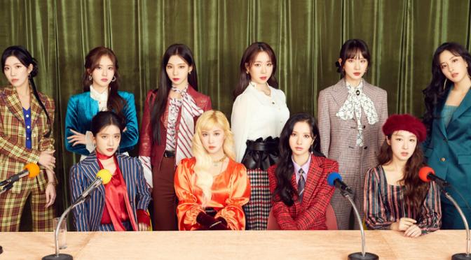 """Cosmic Girls é mais um grupo que acha que está no J-pop dos anos 2000 e lança a versão curta de """"Let Me In"""""""